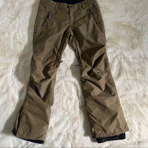686 After Dark Pants InfiDry 10K Water Proof SZ M